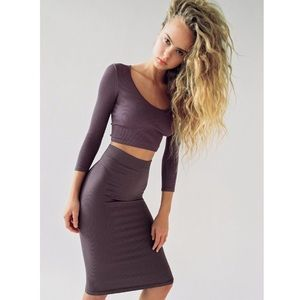Limitless  Contour collection Skirt Size M-L NWT